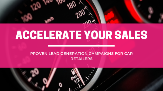 Get More Car Leads